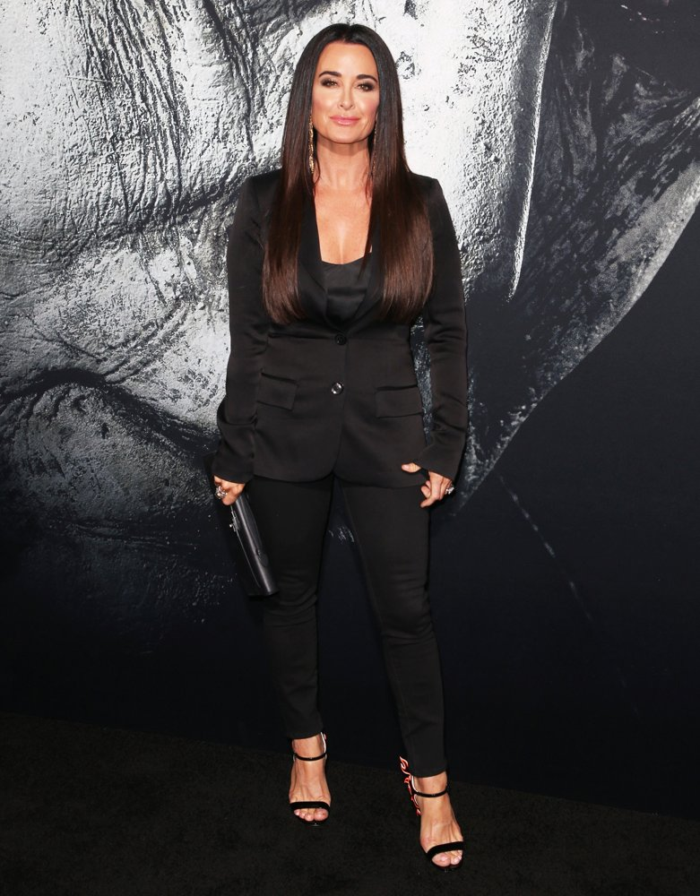 Kyle Richards<br>Universal Pictures' Halloween Premiere
