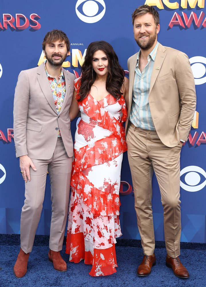 Lady Antebellum<br>53rd Academy of Country Music Awards - Arrivals