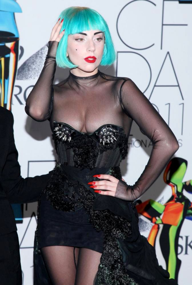 lady gaga 2011 cfda. Lady GaGa. The 2011 CFDA