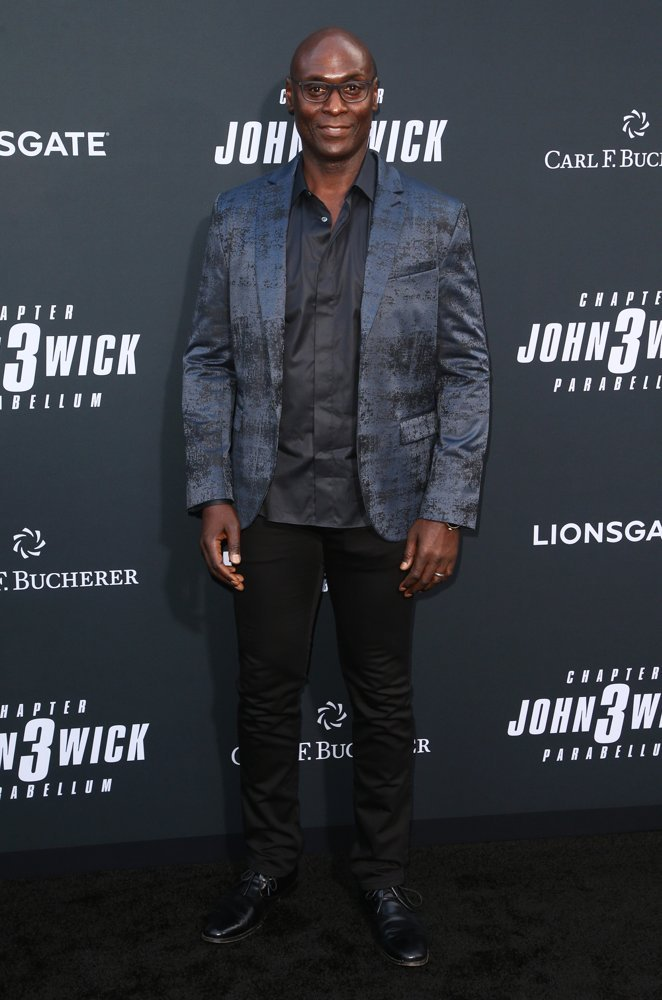 Lance Reddick<br>Special Screening of Lionsgate's John Wick: Chapter 3 - Parabellum