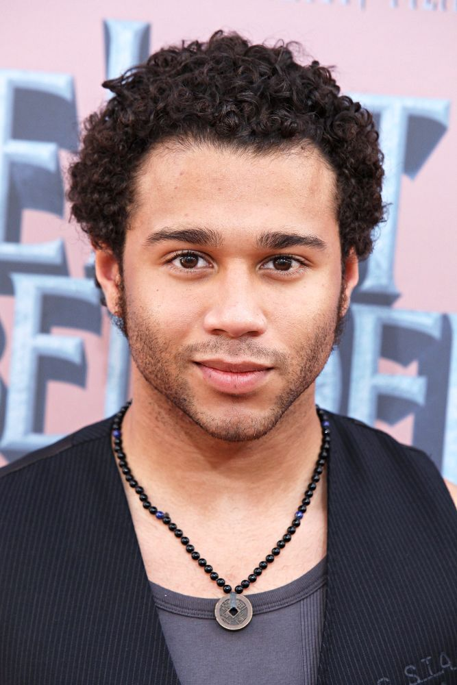 Corbin Bleu in Premiere of