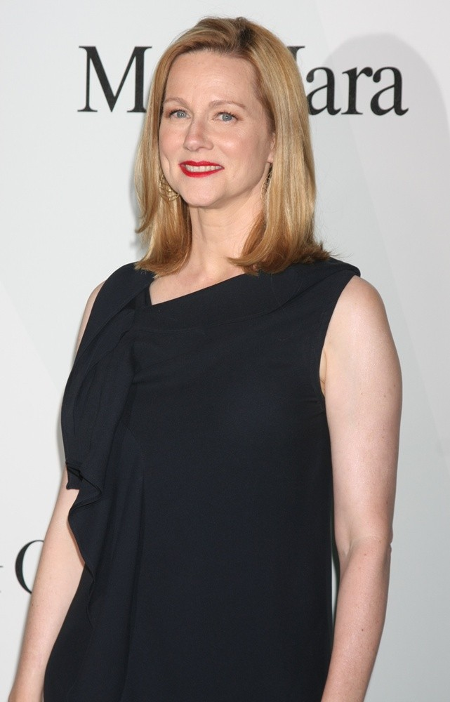 Laura Linney<br>Women in Film 2015 Crystal + Lucy Awards