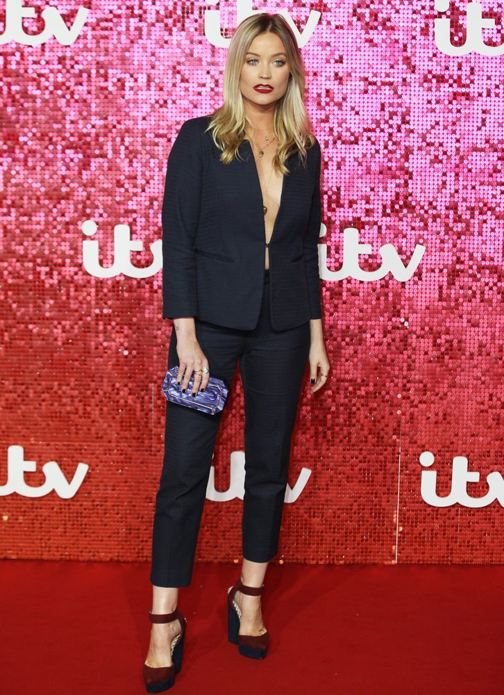 Laura Whitmore<br>The ITV Gala 2017 - Arrivals