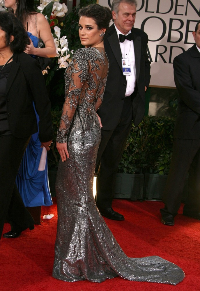 The 69th Annual Golden Globe Awards - Arrivals