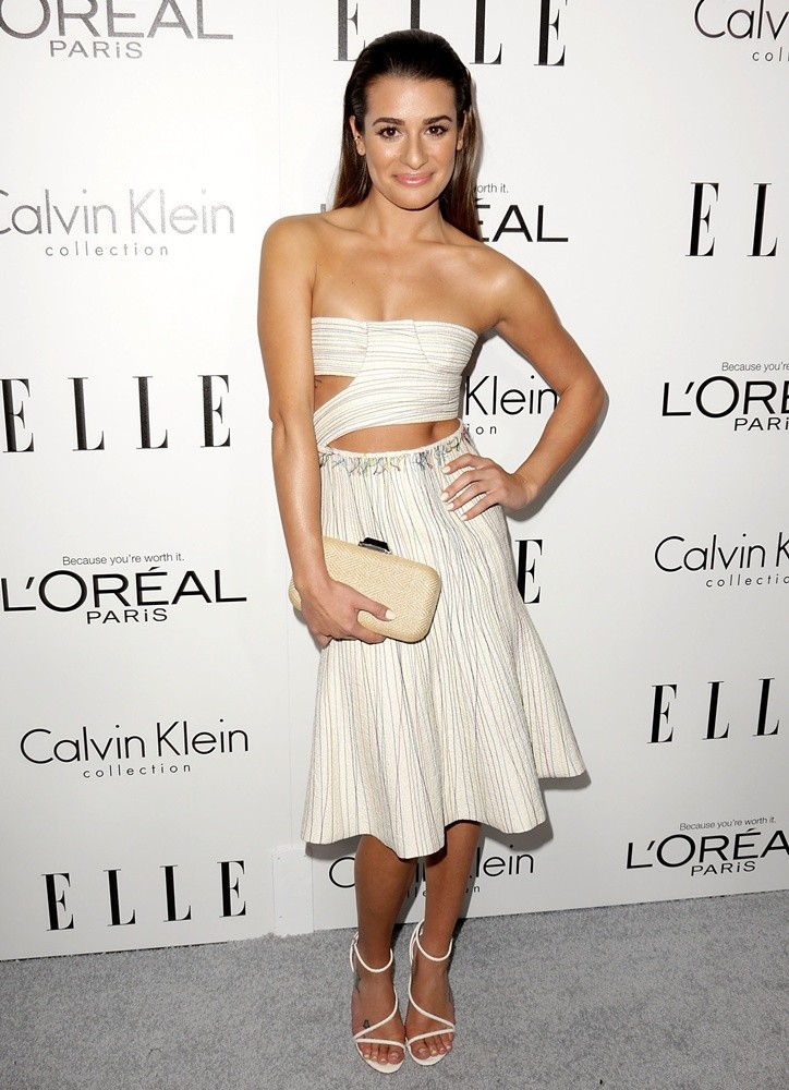 Lea Michele<br>ELLE 20th Annual Women in Hollywood Celebration