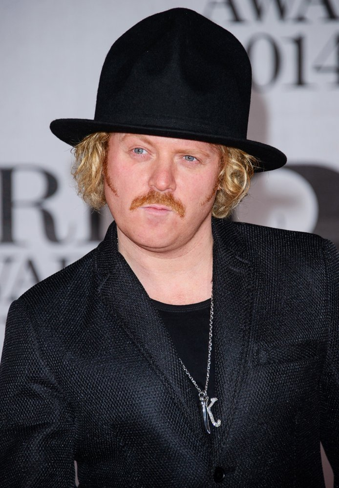 Leigh Francis leighfrancisbritawards201401jpg