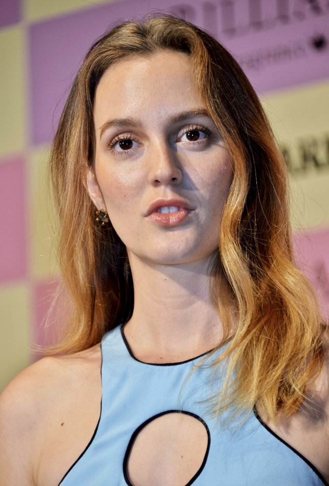 Leighton Meester<br>A Launch Event for St. Rillian