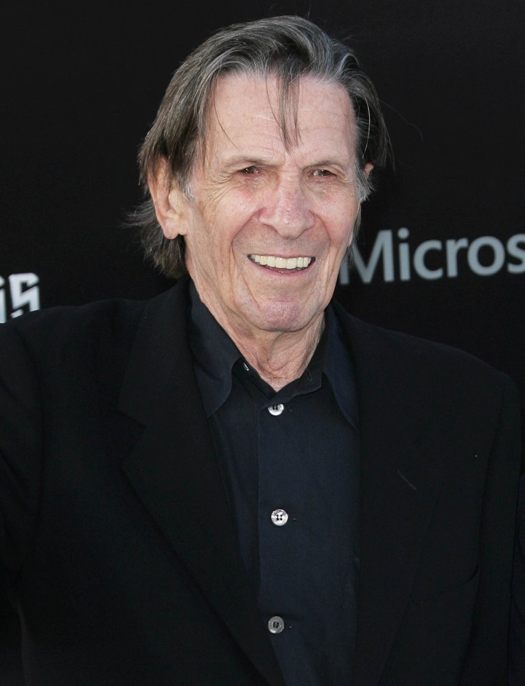 Leonard nimoy picture 25 los angeles premiere of paramount pictures