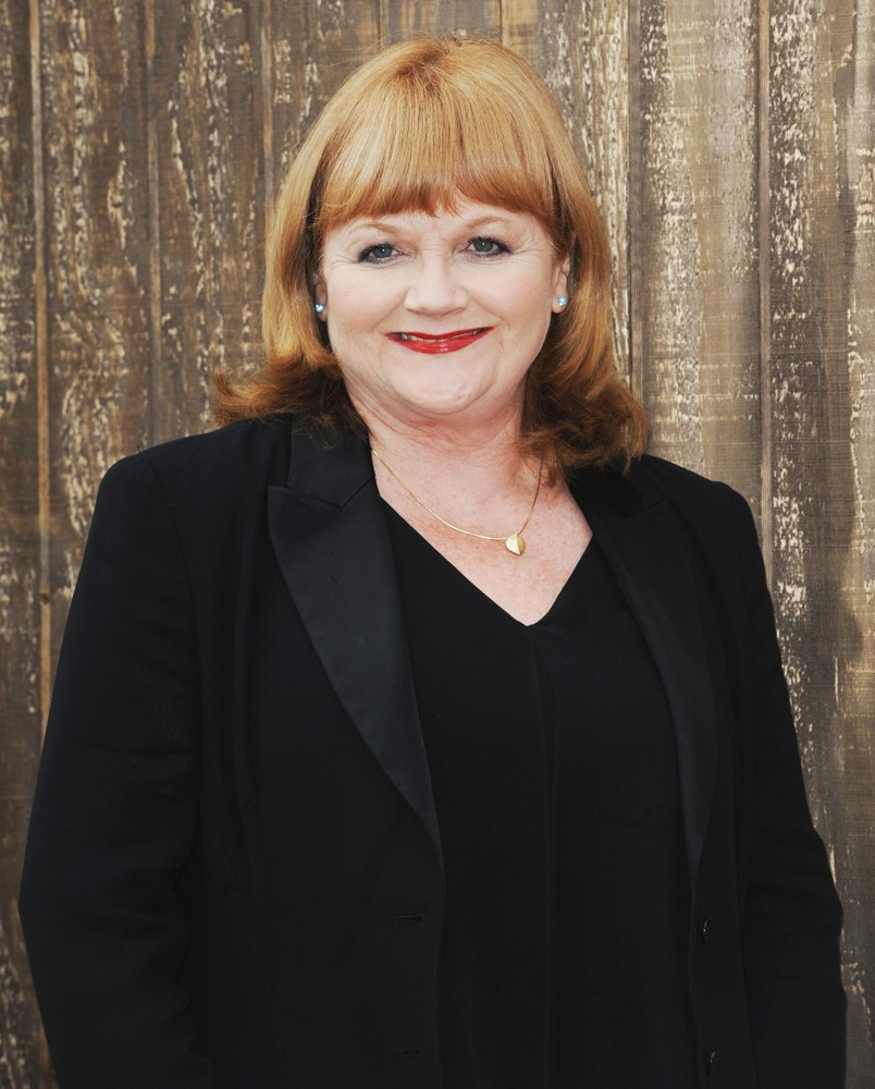 Lesley Nicol<br>World Premiere of Free Birds