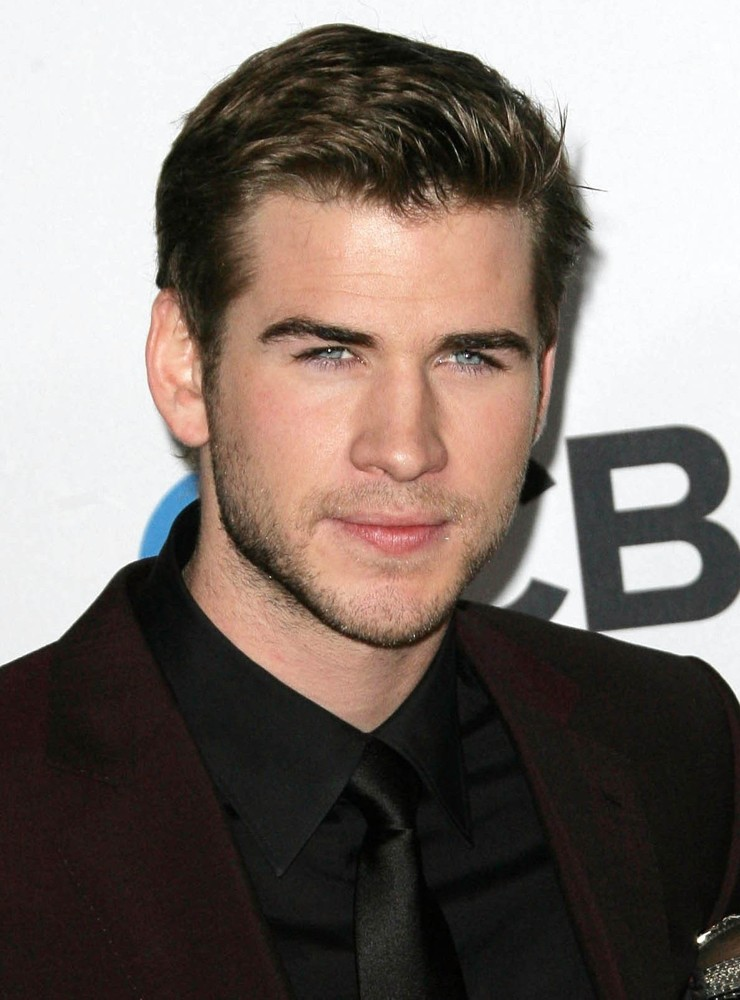 Liam Hemsworth Picture 61 - People's Choice Awards 2013 ... Liam