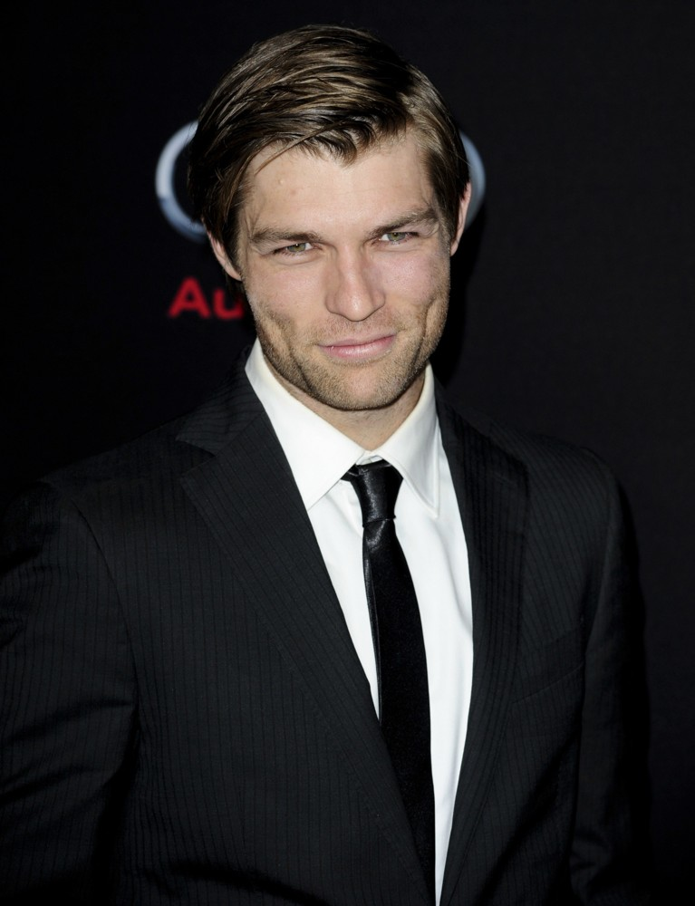 Liam McIntyre Picture 24 - Premiere Ender's Game Liam