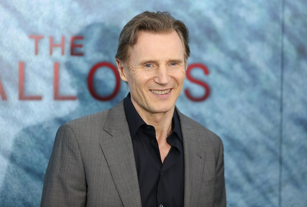 Liam Neeson Picture 78 - The New York Premiere of The Shallows Liam