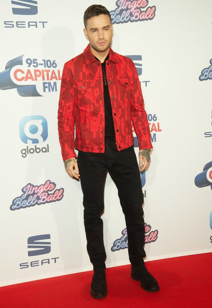 Liam Payne, One Direction<br>2019 Capital's Jingle Bell Ball with SEAT