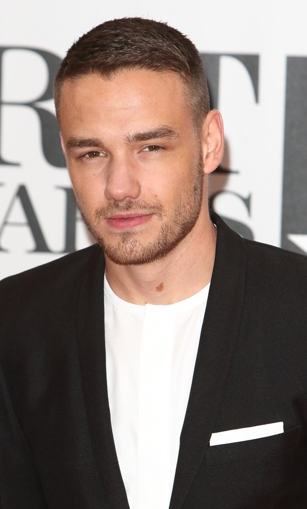 Liam Payne Picture 94 - The Brit Awards 2016 - Arrivals Liam