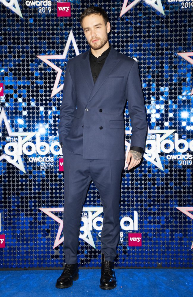 Liam Payne, One Direction<br>The Global Awards 2019