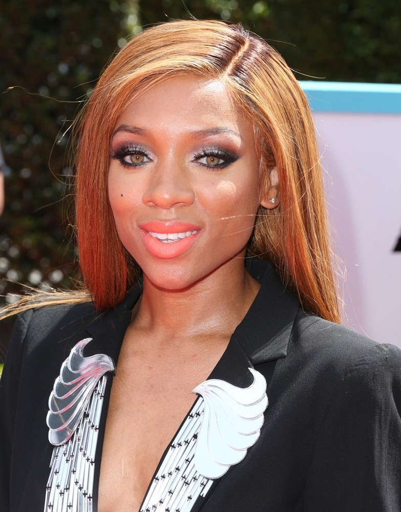 Lil Mama<br>2015 BET Awards - Arrivals