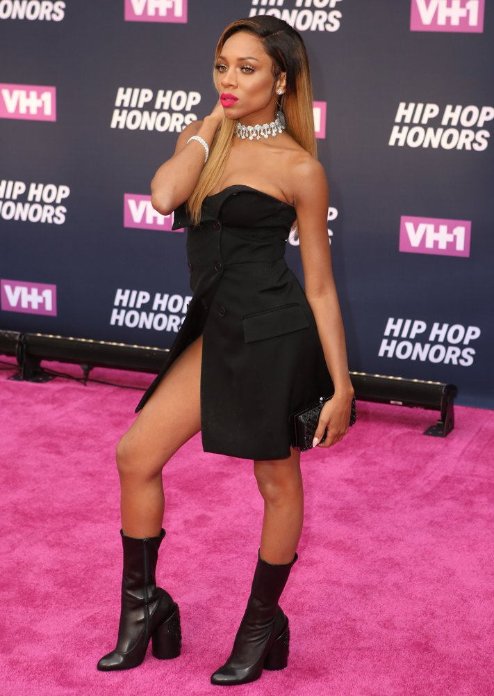 Lil Mama<br>2016 VH1 Hip Hop Honors: All Hail The Queens - Arrivals