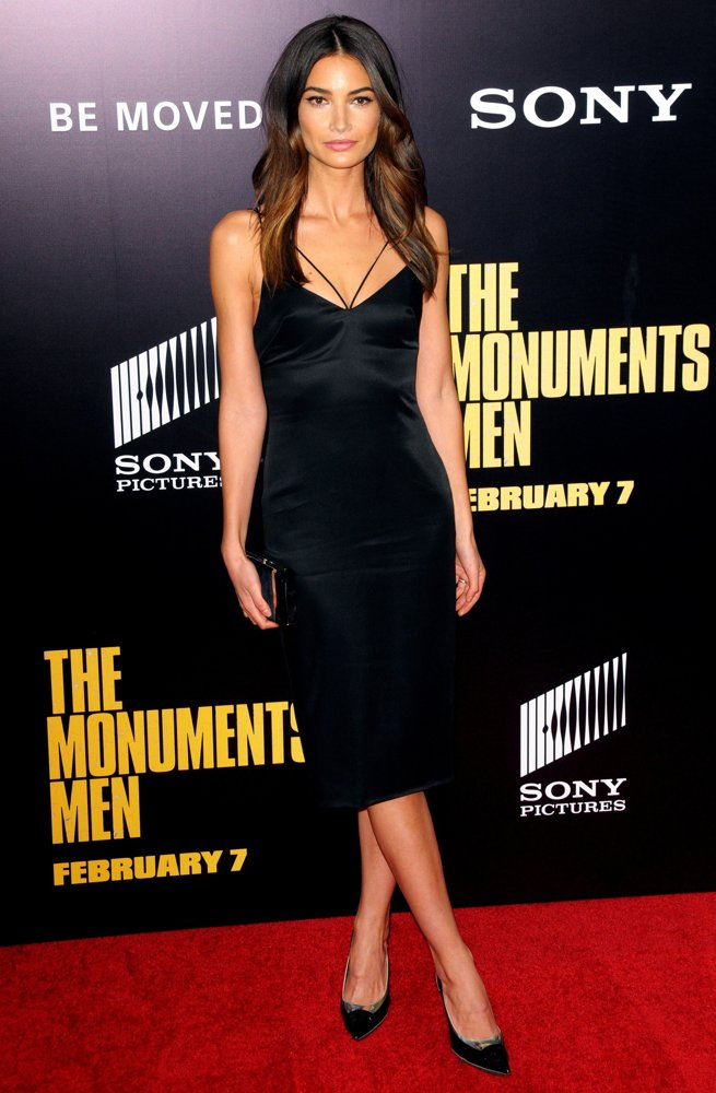 New York Premiere of The Monuments Men - Inside Arrivals
