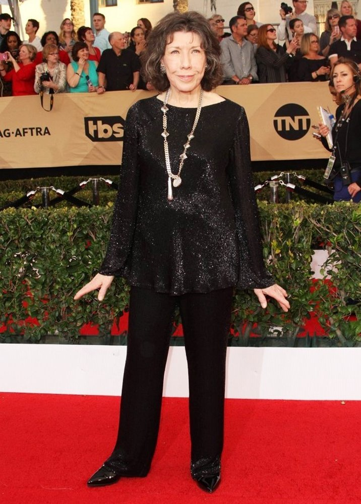 Lily Tomlin<br>23rd Annual Screen Actors Guild Awards - Arrivals