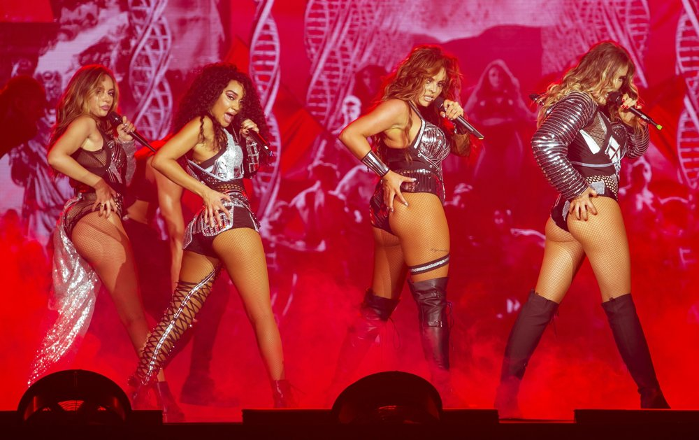 Little Mix<br>Little Mix Glory Days Tour Opening Night
