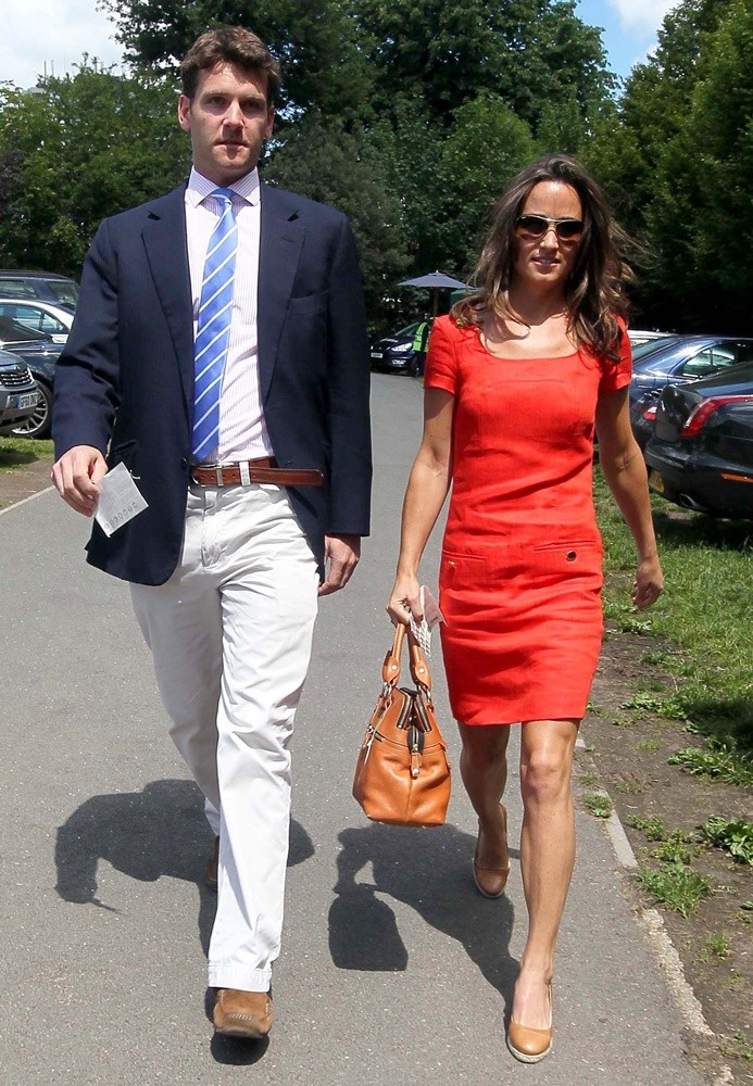 Alex Loudon, Pippa Middleton