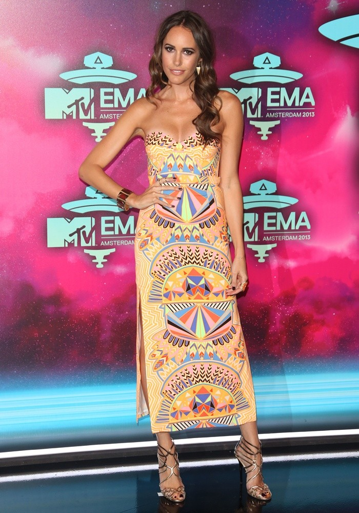 Louise Roe<br>20th MTV Europe Music Awards - Arrivals