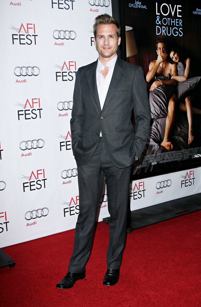 Gabriel Macht<br>World Premiere of