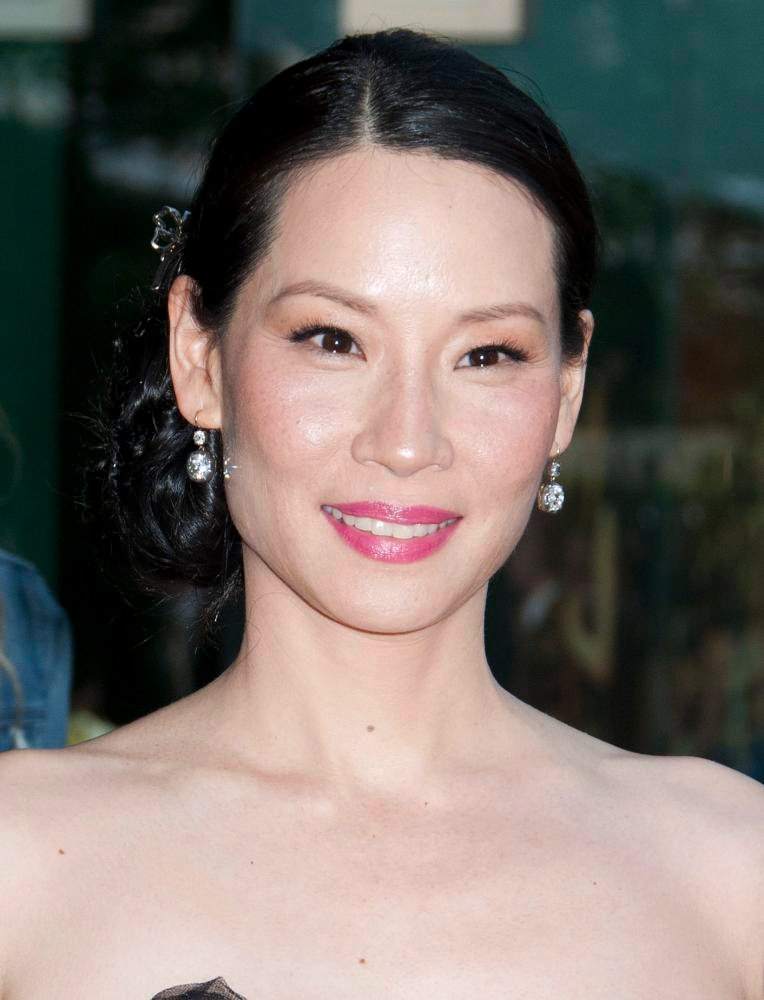 Lucy Liu<br>The 2011 CFDA Fashion Awards