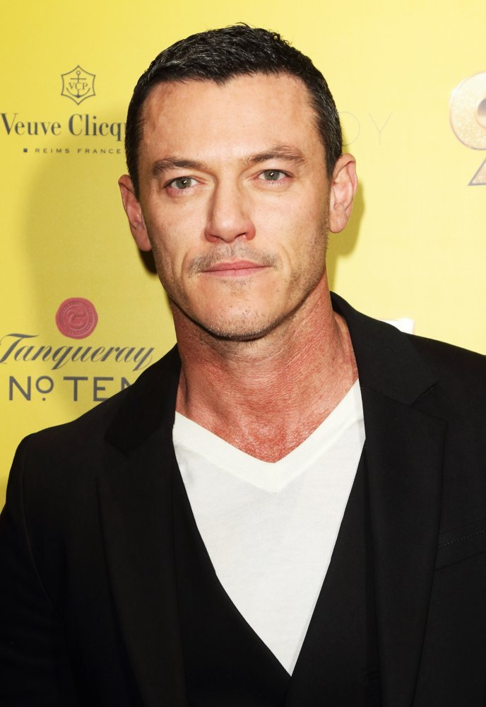 Luke Evans<br>9 to 5 the Musical Gala Night