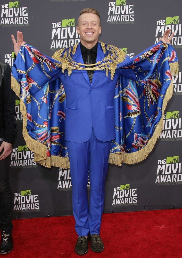 Macklemore<br>2013 MTV Movie Awards - Arrivals