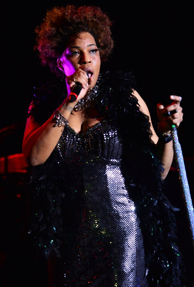 Macy Gray<br>Macy Gray Performs During Her 14th Anniversary - On How Life Is