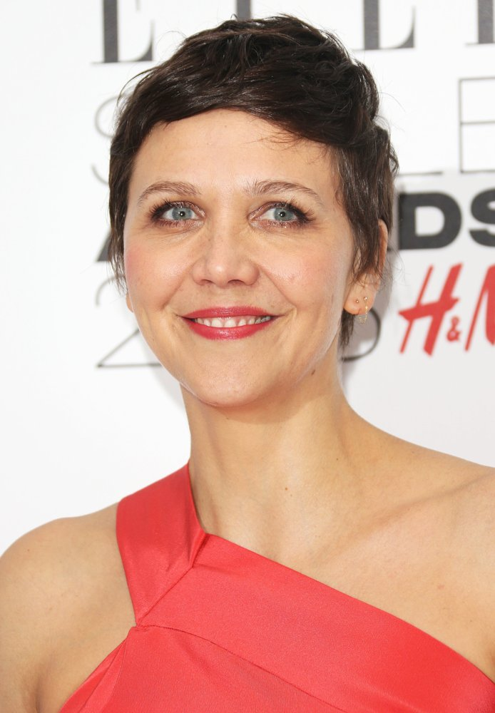 Maggie Gyllenhaal Picture 1 - ELLE Style Awards 2015 - Arrivals Maggie Gyllenhaal