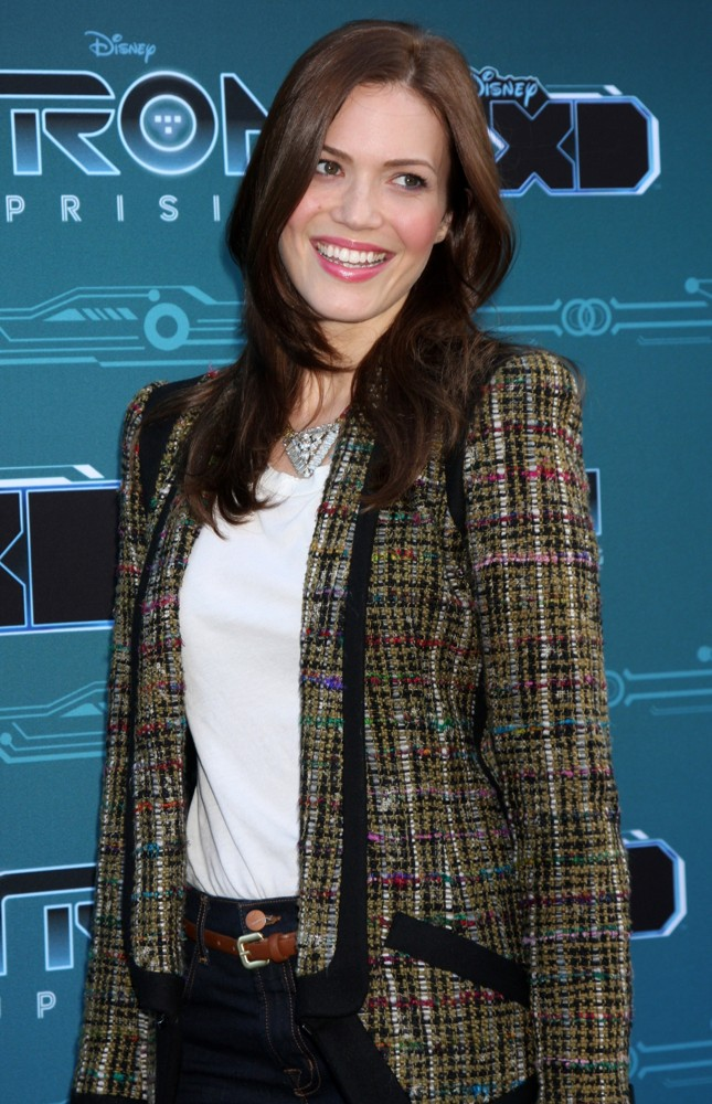 Mandy Moore<br>Disney XD's TRON: Uprising Press Event and Reception