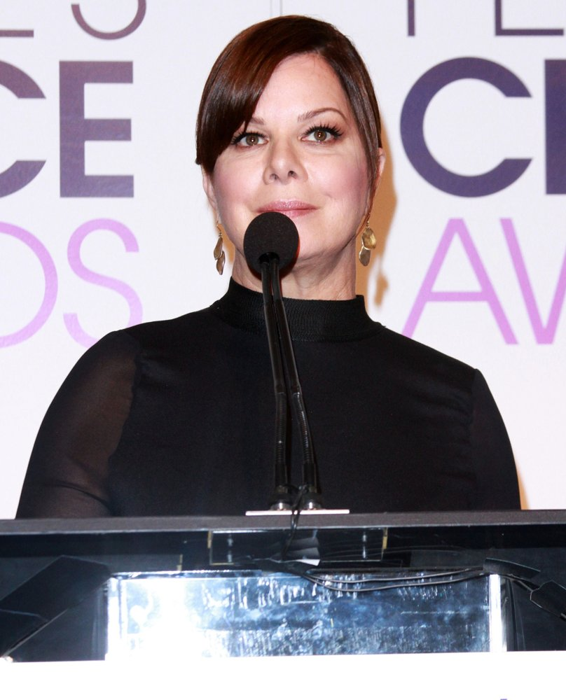 Marcia Gay Harden<br>People's Choice Awards 2016 Nominations Press Conference