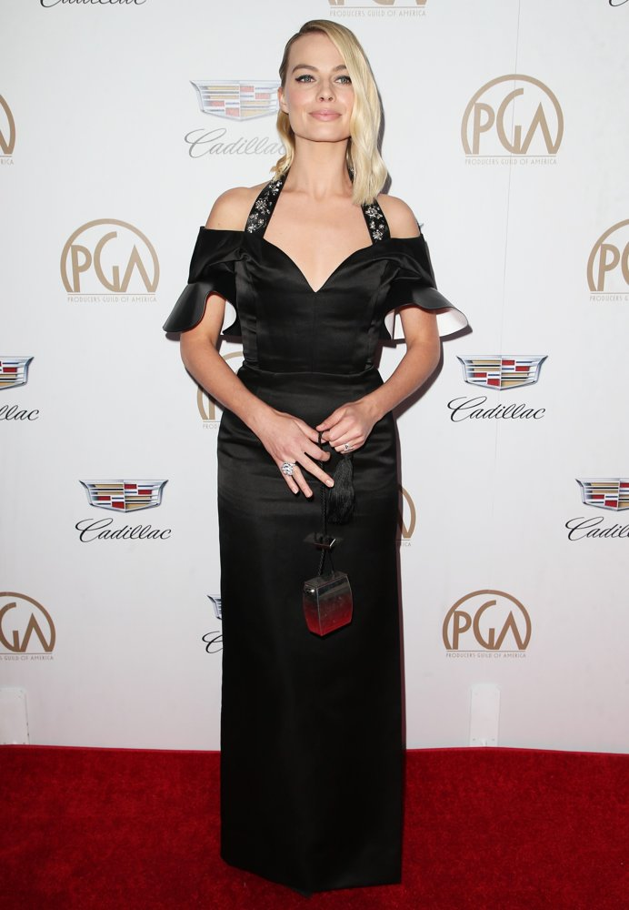 Margot Robbie<br>29th Annual Producers Guild Awards - Arrivals
