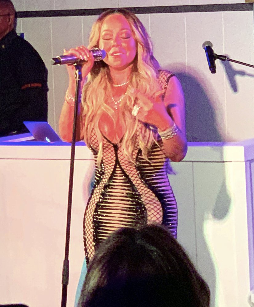 Mariah Carey<br>New Year's Eve Party