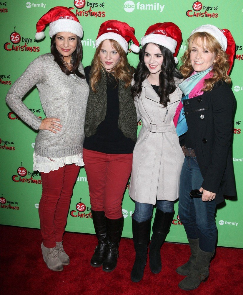 ABC Family's 25 Days of Christmas Winter Wonderland Event