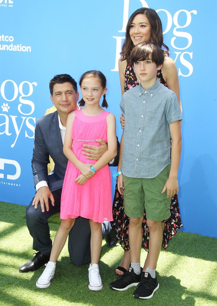 Ken Marino, Erica Oyama<br>Premiere of LD Entertainment's Dog Days