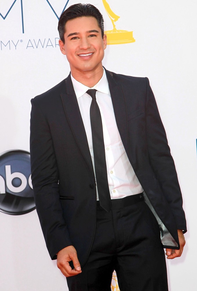 Mario Lopez<br>64th Annual Primetime Emmy Awards - Arrivals