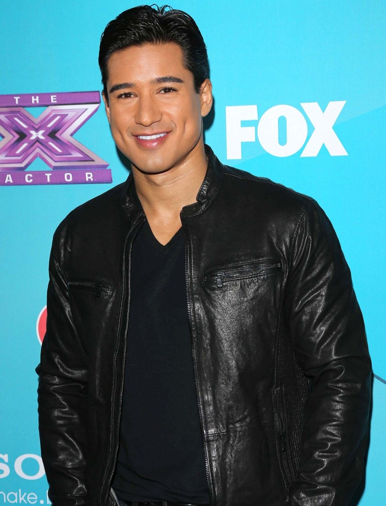 FOX's The X Factor Finalists Party - Arrivals