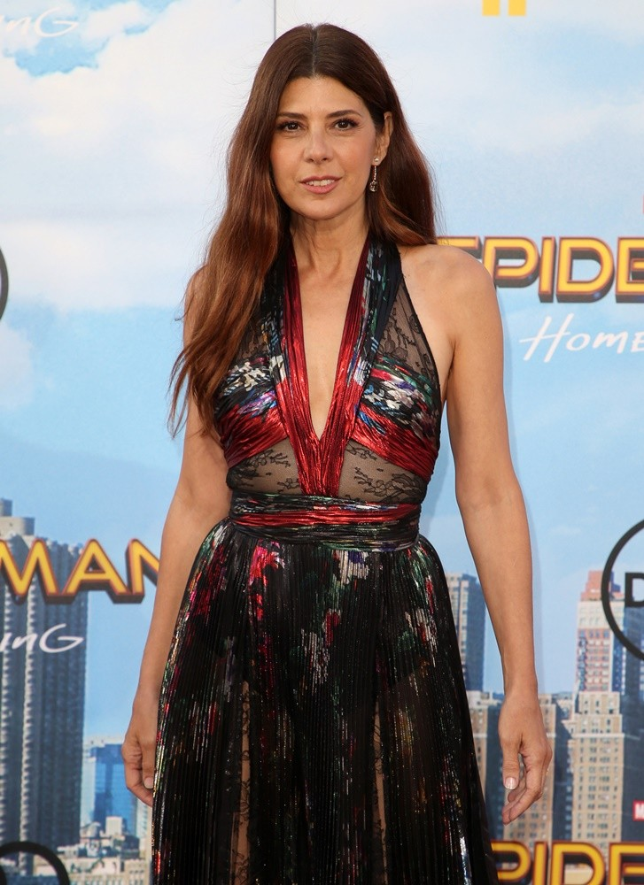 Marisa Tomei<br>Los Angeles Premiere of Spider-Man: Homecoming