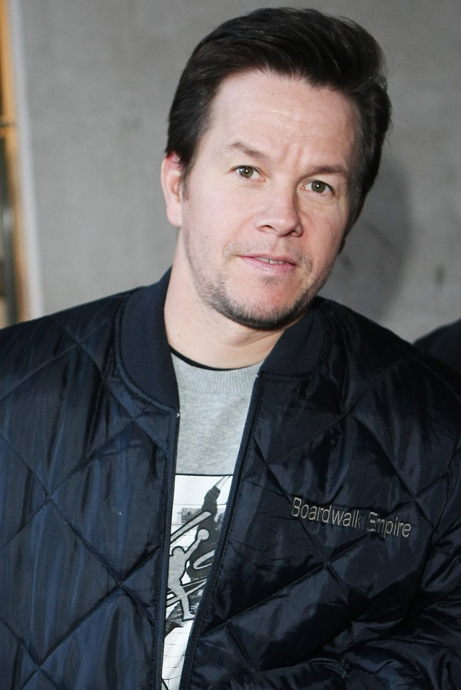 mark wahlberg at the bbc radio  studios