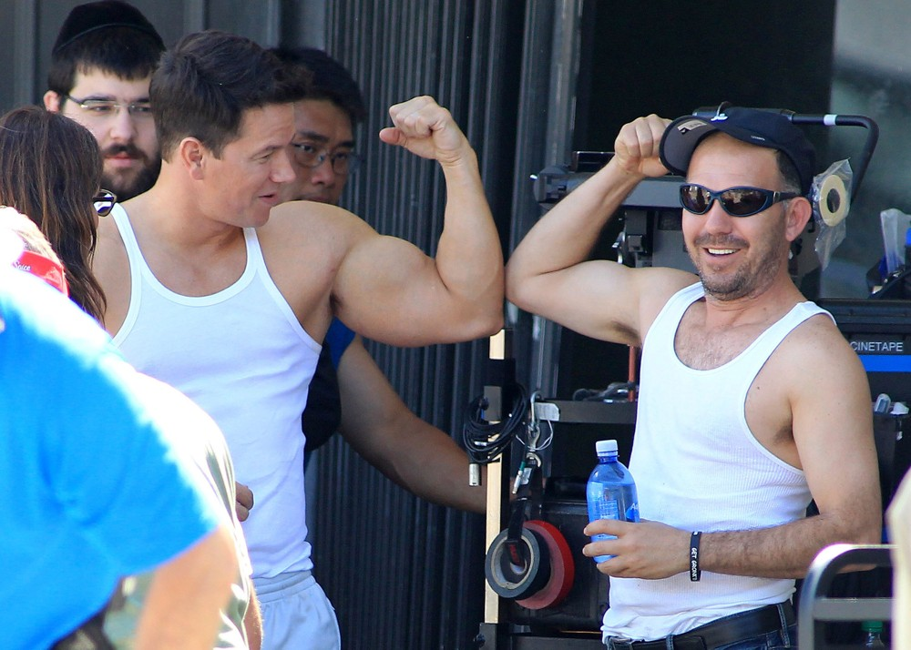 Films A Chase Scene for The Movie Pain and Gain
