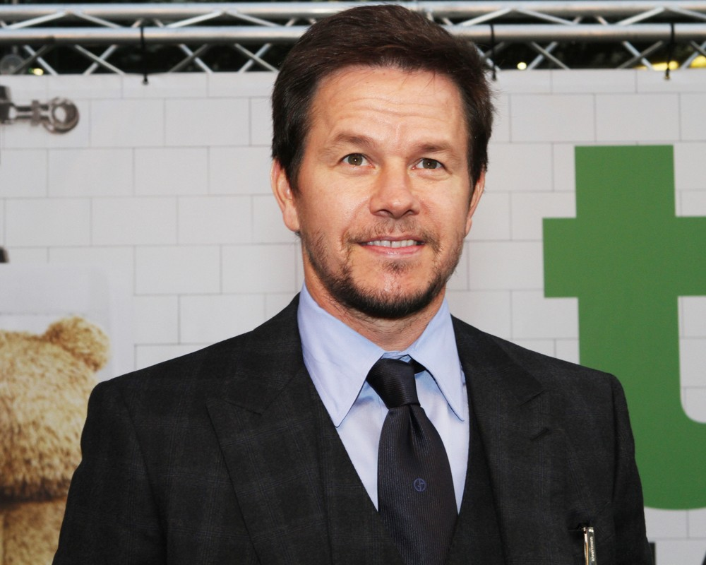mark wahlberg holland premiere ted