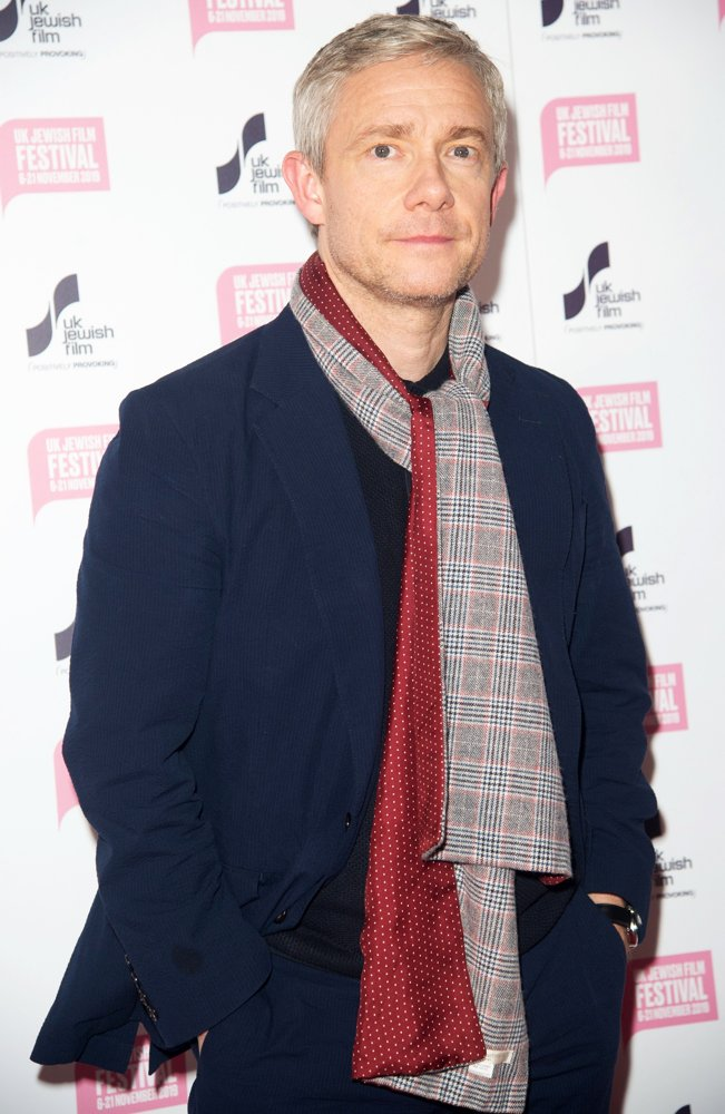 Martin Freeman<br>2019 Jewish Film Festival - The Operative UK Premiere