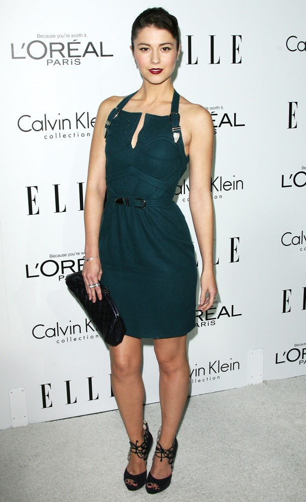 Mary Elizabeth Winstead<br>ELLE's 19th Annual Women in Hollywood Celebration - Arrivals