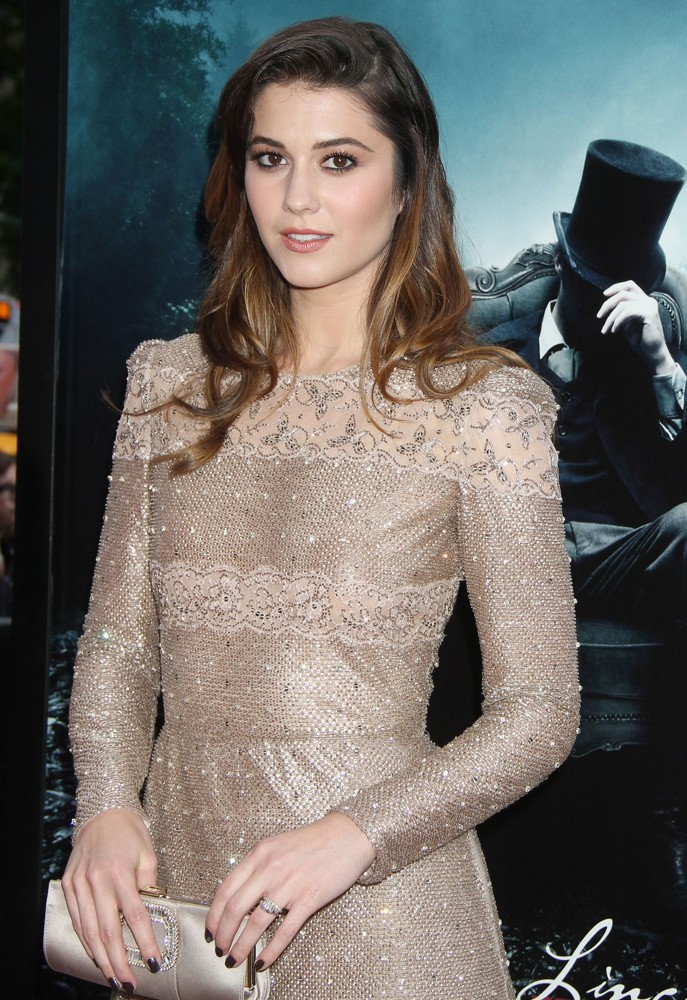 Mary Elizabeth Winstead<br>The Premiere of Abraham Lincoln: Vampire Hunter