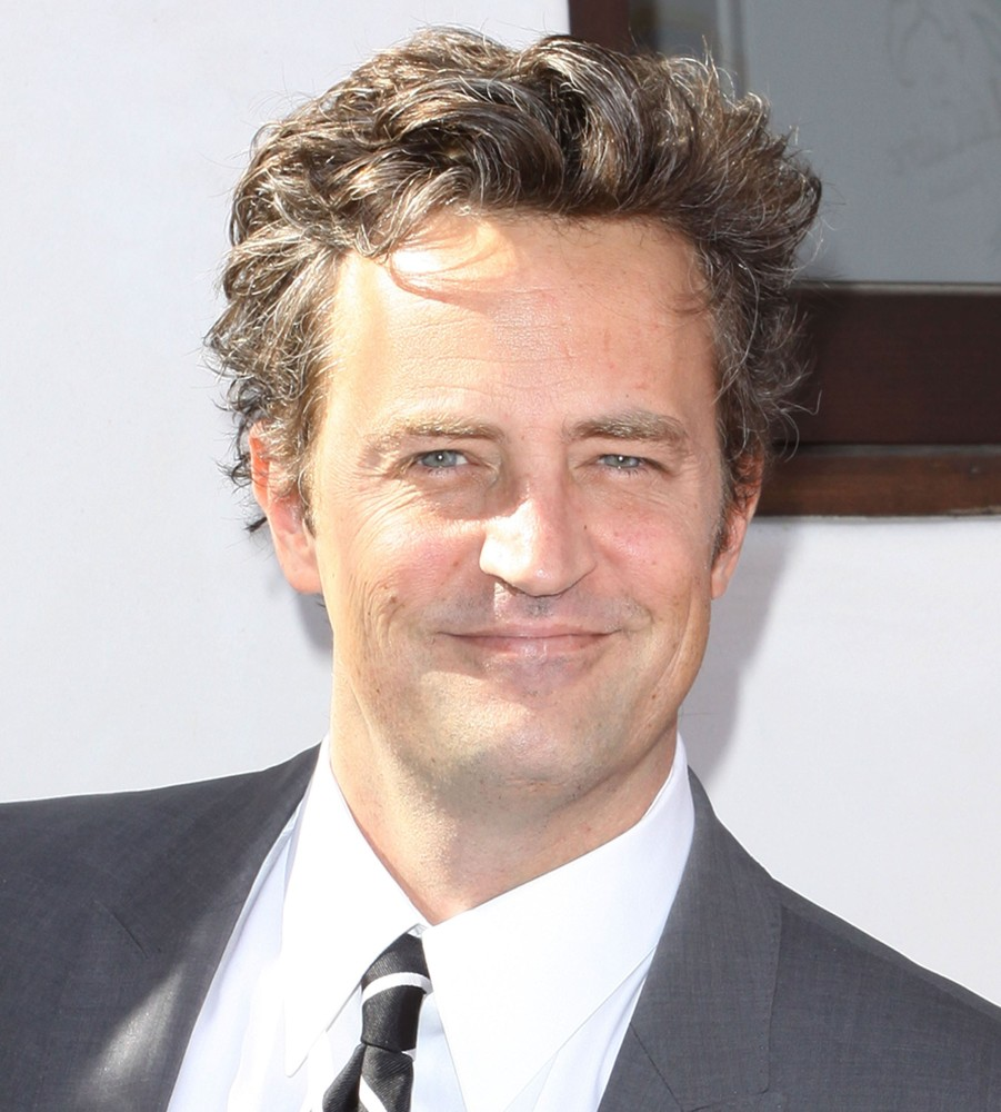 Matthew Perry<br>12 Annual Lili Claire Foundation Luncheon