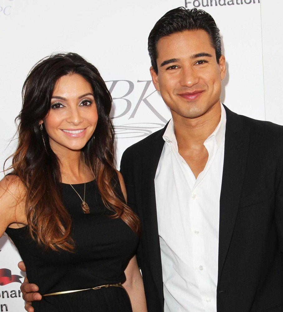 Courtney Mazza, Mario Lopez<br>Sugar Ray Leonard Hosts 3rd Annual Big Fighters, Big Cause Charity Boxing Event