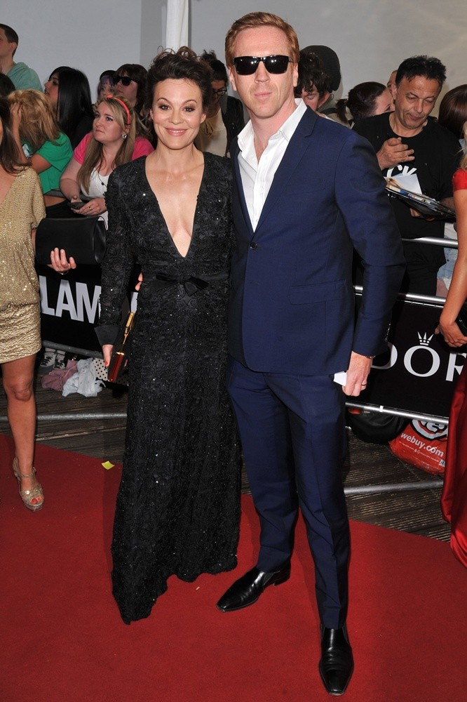 Helen McCrory, Damian Lewis<br>Glamour Women of The Year Awards 2013
